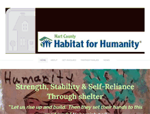 Tablet Preview of harthabitat.org